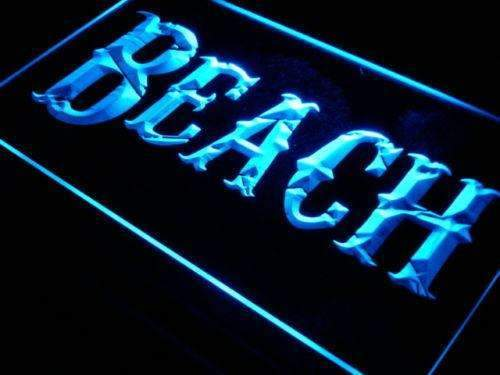 Beach House Decor Neon Sign (LED)-Way Up Gifts