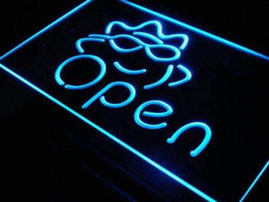 Beach Shop Sun Open Neon Sign (LED)-Way Up Gifts