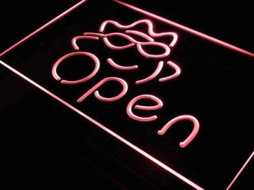 Beach Shop Sun Open LED Neon Light Sign - Way Up Gifts