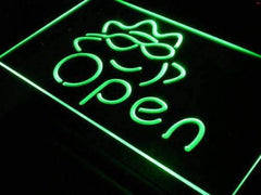 Beach Shop Sun Open LED Neon Light Sign