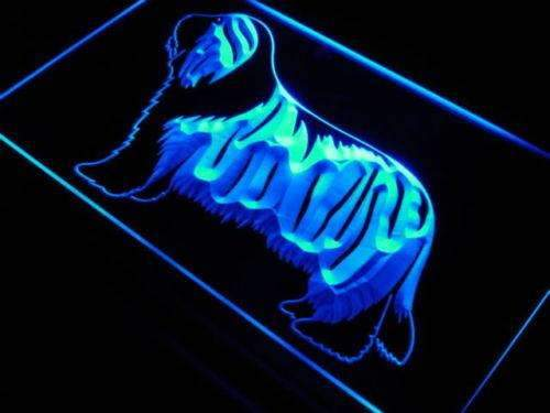 Bearded Collie LED Neon Light Sign - Way Up Gifts