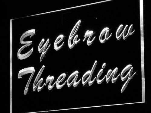 Beauty Salon Eyebrow Threading LED Neon Light Sign  Business > LED Signs > Uncategorized Neon Signs - Way Up Gifts