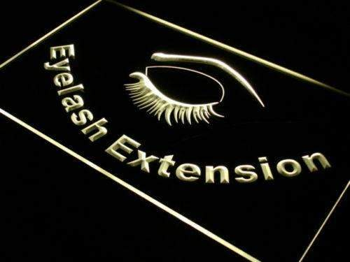Beauty Salon Eyelash Extension LED Neon Light Sign - Way Up Gifts