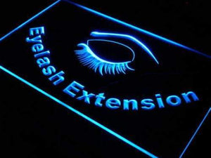 Beauty Salon Eyelash Extension Neon Sign (LED)-Way Up Gifts