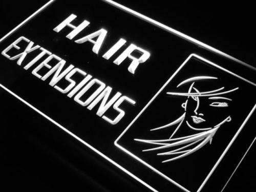 Beauty Salon Hair Extensions LED Neon Light Sign - Way Up Gifts
