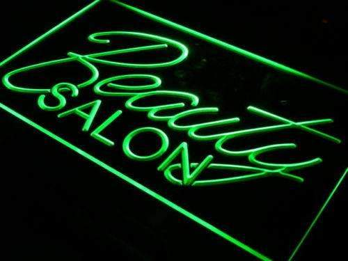 Beauty Salon Neon Sign (LED)-Way Up Gifts