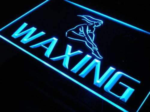 Beauty Salon Waxing LED Neon Light Sign - Way Up Gifts