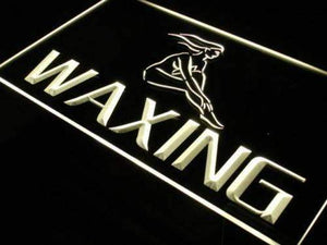 Beauty Salon Waxing Neon Sign (LED)-Way Up Gifts