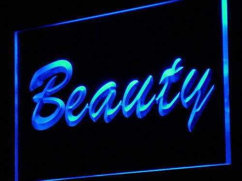 Beauty Shop LED Neon Light Sign  Business > LED Signs > Barber & Salon Neon Signs - Way Up Gifts