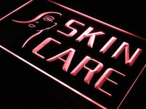 Beauty Skin Care LED Neon Light Sign - Way Up Gifts