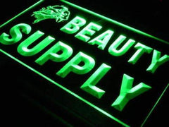Beauty Supply Shop LED Neon Light Sign