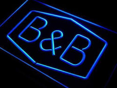 Bed and Breakfast LED Neon Light Sign