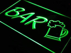 Beer Mug Bar LED Neon Light Sign