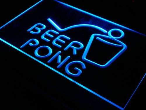 Beer Pong LED Neon Light Sign - Way Up Gifts