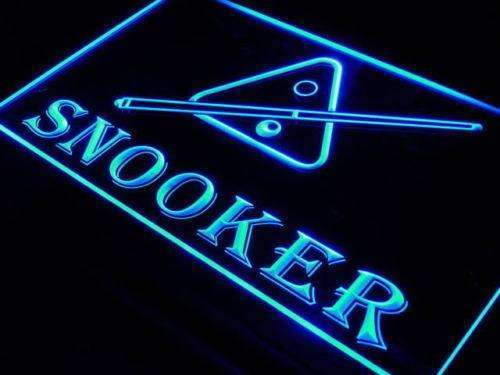 Billiards Snooker LED Neon Light Sign - Way Up Gifts
