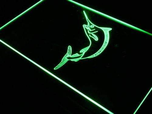 Blue Marlin Fish LED Neon Light Sign  Business > LED Signs > Uncategorized Neon Signs - Way Up Gifts