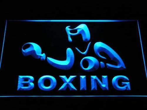 Boxing Neon Sign (LED)