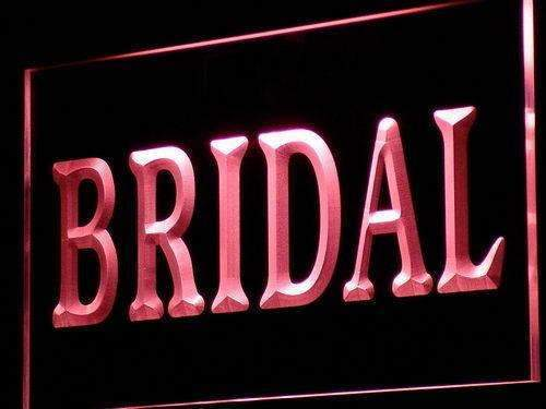 Bridal Shop Lure LED Neon Light Sign - Way Up Gifts