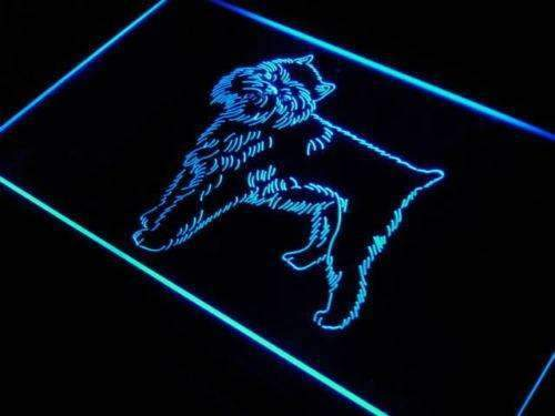 Brussels Griffon Dog Neon Sign (LED)