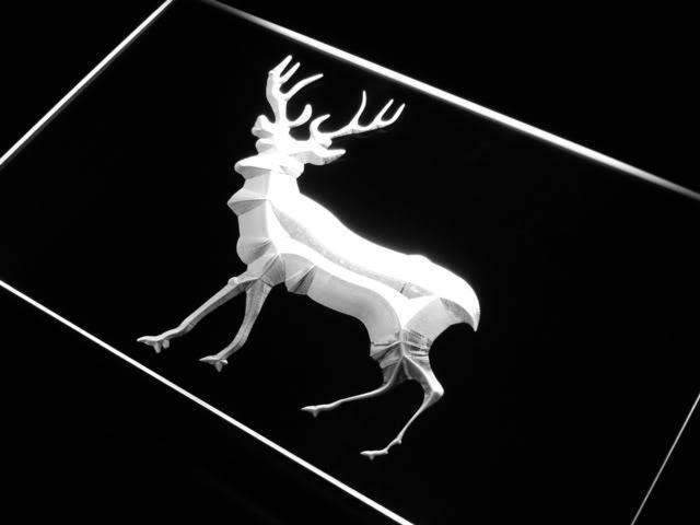 Buck Deer LED Neon Light Sign - Way Up Gifts