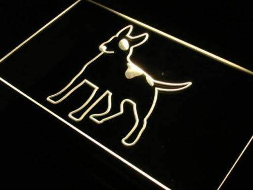 Bull Terrier LED Neon Light Sign - Way Up Gifts