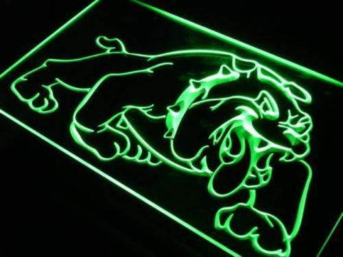 Bulldog Decor LED Neon Light Sign - Way Up Gifts