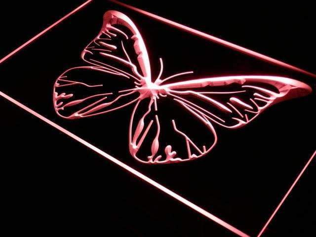 Butterfly Decor Neon Sign (LED)-Way Up Gifts
