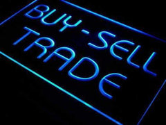 Buy Sell Trade LED Neon Light Sign