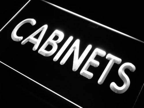 Cabinets LED Neon Light Sign - Way Up Gifts
