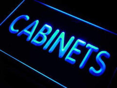 Cabinets LED Neon Light Sign
