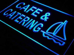 Cafe Catering LED Neon Light Sign