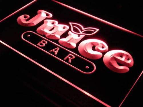 Cafe Juice Bar LED Neon Light Sign  Business > LED Signs > Uncategorized Neon Signs - Way Up Gifts