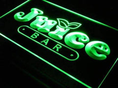 Cafe Juice Bar LED Neon Light Sign