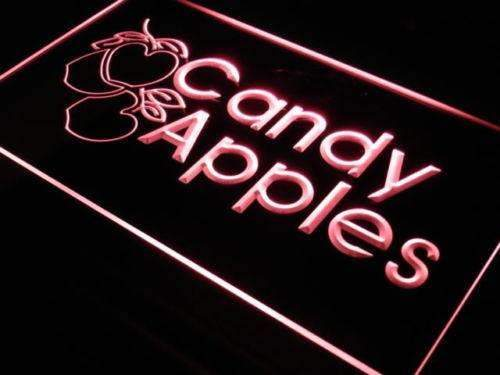 Candy Apples LED Neon Light Sign - Way Up Gifts