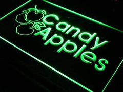 Candy Apples LED Neon Light Sign