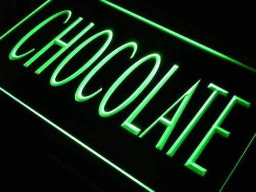 Candy Store Chocolate LED Neon Light Sign - Way Up Gifts