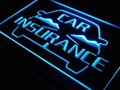 Car Insurance Agency Neon Sign (LED)