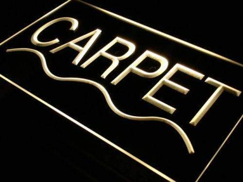 Carpet Store Neon Sign (LED)-Way Up Gifts