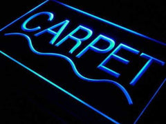 Carpet Store LED Neon Light Sign