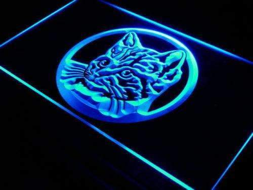 Cat Kitty LED Neon Light Sign - Way Up Gifts