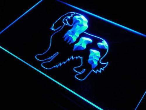 Cavalier King Charles Spaniel Neon Sign (LED)-Way Up Gifts