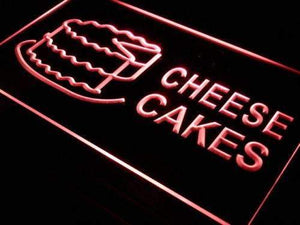 Cheese Cakes Neon Sign (LED)-Way Up Gifts