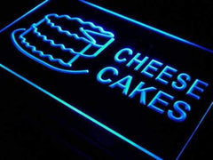Cheese Cakes LED Neon Light Sign