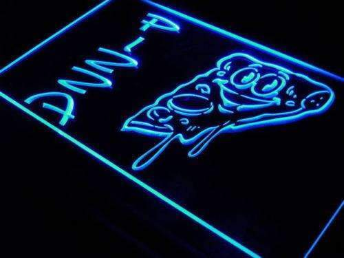 Cheesy Pizza Neon Sign (LED)-Way Up Gifts