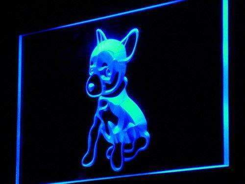 Chihuahua Puppy Neon Sign (LED)