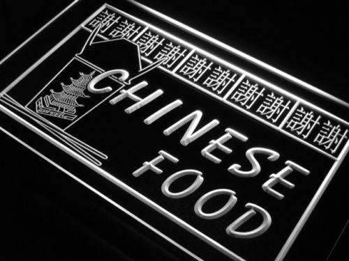 Chinese Food Restaurant LED Neon Light Sign - Way Up Gifts