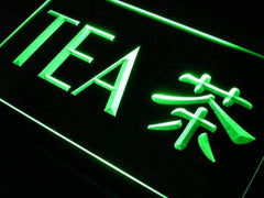 Chinese Tea LED Neon Light Sign