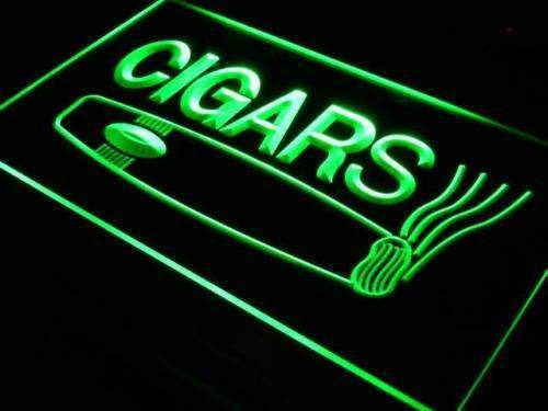 Cigar Shop LED Neon Light Sign - Way Up Gifts