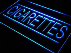Cigarettes LED Neon Light Sign