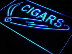 Cigars LED Neon Light Sign